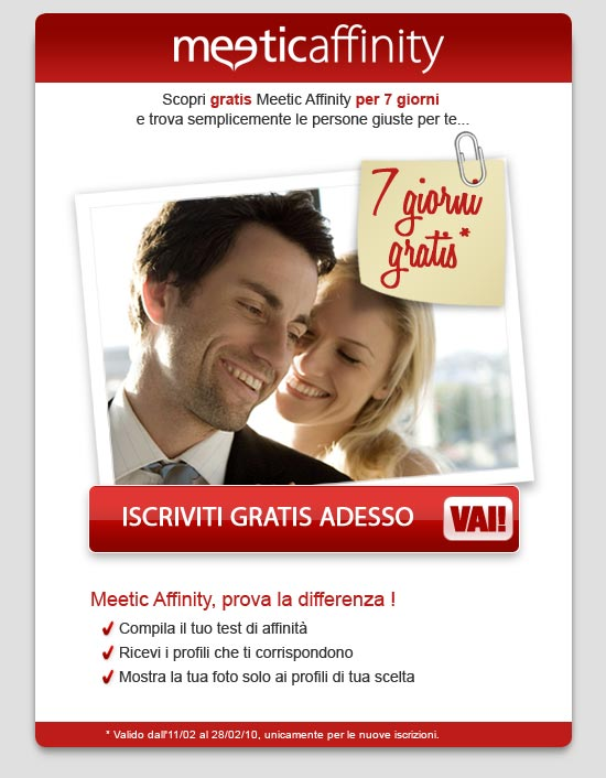 Giochi di sessi meetic